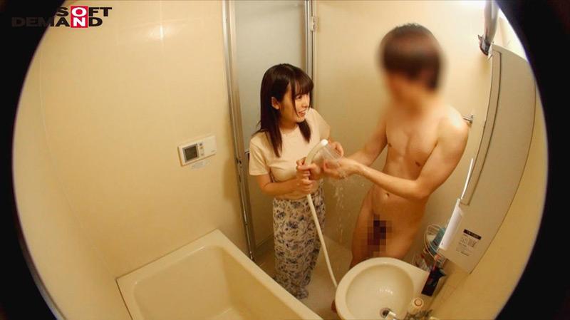 姉の裸に触れた童貞弟は禁断の近親相姦してしまうのか10