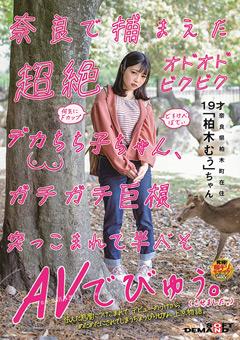 奈良で捕まえた超絶オドオドビクビクデカちち子ちゃん