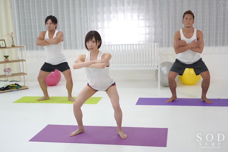 アクメで筋肉体操 七海ティナ