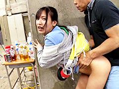 仕事中ず〜っとイカされ声我慢SEX SOD女子社員 宮崎リン