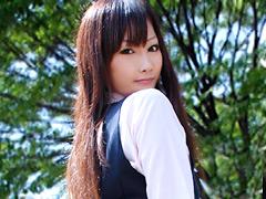 【エロ動画】アスリートOL2 実業団陸上部所属 堀口奈津美のエロ画像