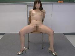 【エロ動画】ボディコン女教師の恥ずかしい性教育 - 極上SM動画エロス