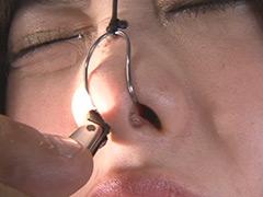 【中野ありさ動画】鼻毛抜き伝説2-SM