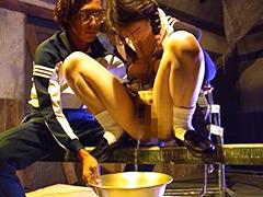 【エロ動画】制服着衣緊縛調教3のエロ画像