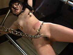 【エロ動画】鎖股縄のエロ画像