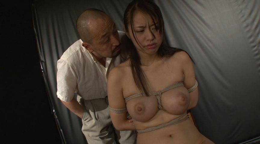 奴隷熟女 緊縛お仕置きSEX3