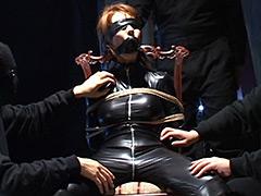 キャットスーツを着た牝奴隷3