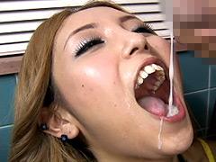 フェチ:スペルマ妖精5 美女の精飲 小西レナ
