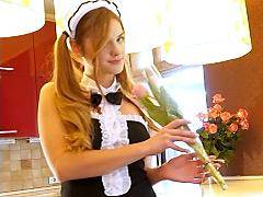 【エロ動画】東欧美女紀行 〜ウクライナの妖精たち〜 マーシャ - 外人エロ動画 暴君ボッキ王