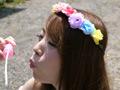 西野理沙 月姫 9