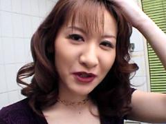 【エロ動画】極上ワイフ 神谷麗子の人妻・熟女エロ画像