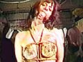 全身黒ずくめのカルト集団が女性を次々と拉致!目を覆わんばかりの調教が始まる…地下室に閉じ込めた美女に強烈鞭打ち、更に乳房と性器に灼熱の蝋責め!逆さ吊りと乳首拷問!身体を激しく痙攣させる彼女、そして意識は朦朧としてゆく…
