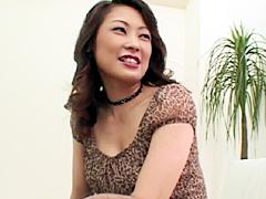 【エロ動画】極上ワイフ 杉本まりえの人妻・熟女エロ画像