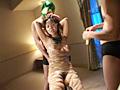 縄の戒めに震える巨乳女子校生 夏目しおんのサンプル画像