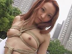 【エロ動画】露出恥悦痴女 総集編1のSM凌辱エロ画像