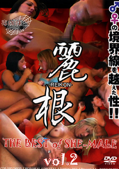 麗根 THE BEST OF SHE-MALE2