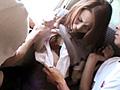 それにつられて乗客達は、非情な痴漢魔と化す