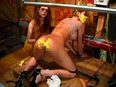 【エロ動画】拉致された生き人形18のSM凌辱エロ画像