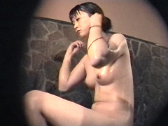 女子○生限定!生のぞき女風呂28