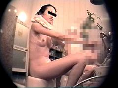 女子○生限定!生のぞき女風呂43