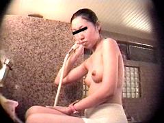 女子○生限定!生のぞき女風呂8