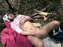 【エロ動画】田舎のドスケベ奥さん2の人妻・熟女エロ画像