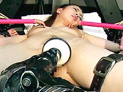 女スパイ くすぐり・電マ拷問1