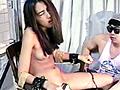 そんな彼女が何と松下一夫のくすぐり拷問を受けていた
