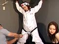 ヤンキー娘vs女王様 くすぐり・電マ拷問対決1 6