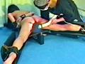 女スパイ拷問 電気マッサージの刑4 4