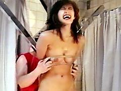 女スパイ拷問 くすぐり笑い地獄の刑7