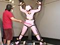 女スパイ 戦隊レンジャー くすぐり電マ拷問SP