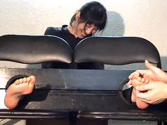足の裏くすぐり拷問 第2章(女スパイ編)