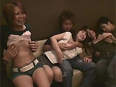 【エロ動画】実録投稿 新年会淫行映像のエロ画像