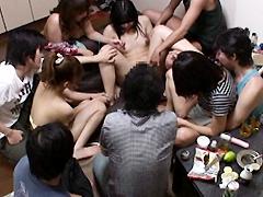 【エロ動画】家出娘が集う部屋 「タダマンするなら部屋を貸せ」ですよのエロ画像
