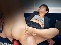 【エロ動画】潜入 人妻痴漢イメクラヘルス オプション動画流出のエロ画像