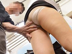 【エロ動画】潜入 人妻痴漢イメクラヘルス オプション動画流出2のエロ画像