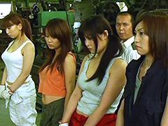 監禁工場 反逆のアマゾネスたち-【成人映画】