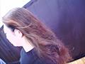 揺れる髪&うなじ 9