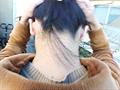 揺れる髪&うなじ 13