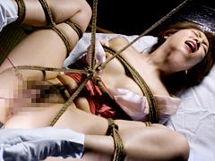 【エロ動画】杉浦則夫緊縛桟敷 瀬名涼子のエロ画像