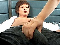 【ゲイ 射精 動画】裏☆FACE 素人モデル赤面ドキュメント 杉浦正人3