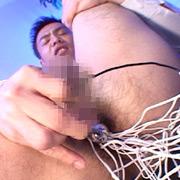 ノンケトリプルオルガズム2☆尻マン気合注入編