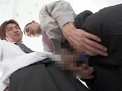 男尻顔騎 vol.02 ~第三章~ リーマン尻責めハードSEX