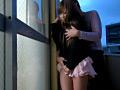 ベランダ不倫 隣に住むエロい下着を干している若妻 10