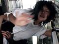 田舎通学バスで女子学生のポッチン乳首にイタズラ痴漢 8