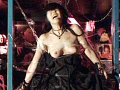 【エロ動画】青薔薇惨劇館 第三話 狂気の操り人形久遠のエロ画像