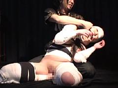 【エロ動画】美少女家畜化計画 蜜雨のエロ画像