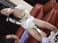 【エロ動画】人妻が凌辱された理由 大越はるかの人妻・熟女エロ画像