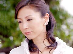 【エロ動画】働く人妻交尾 欲求不満な保険営業の人妻 北沢ひとみのエロ画像